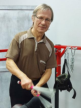 Тренер на тренажёре ПравИло - Владимир