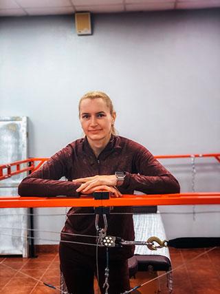 Марина - тренер на тренажёре ПравИло 09:00-15:00